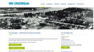 iinenergia.fi