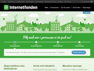 internetfonden.se