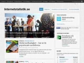 internetstatistik.se