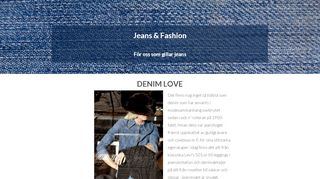 jeansfashion.se