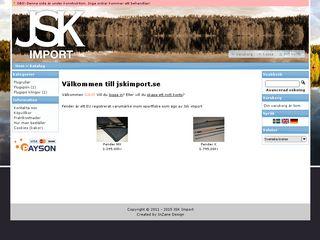 jskimport.se
