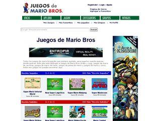 juegosdemariobros.tv