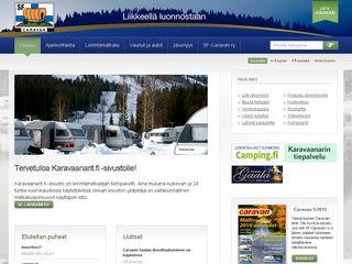 Preview of karavaanarit.fi