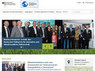 Preview of klimaschutz.de
