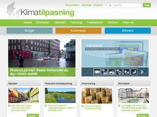 klimatilpasning.dk