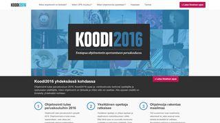 koodi2016.fi