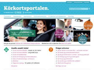 korkortsportalen.se