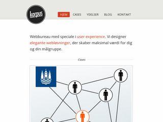 korpusdesign.dk