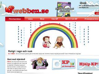 kpwebben.se