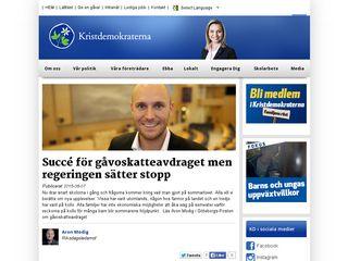 kristdemokraterna.se