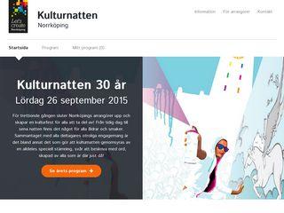 kulturnattennorrkoping.se