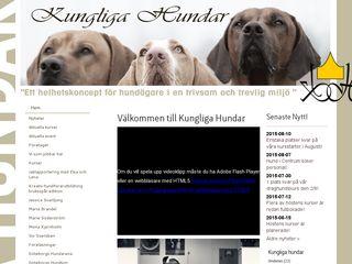 kungligahundar.se