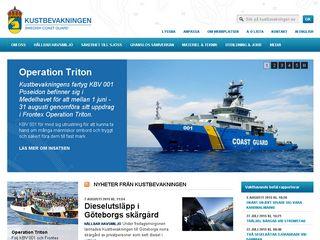 Preview of kustbevakningen.se