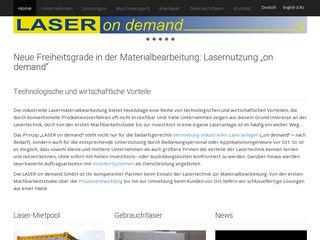 laser-on-demand.se