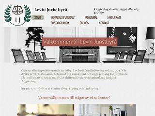levinjuristbyra.se