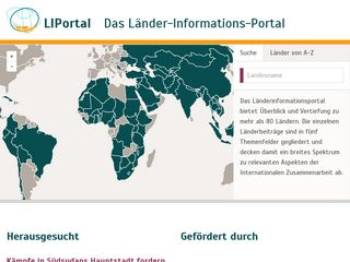 Preview of liportal.de