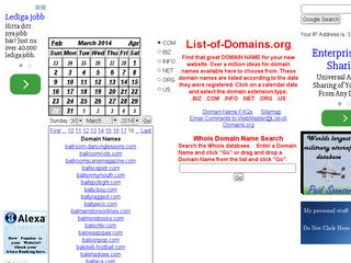 list-of-domains.org