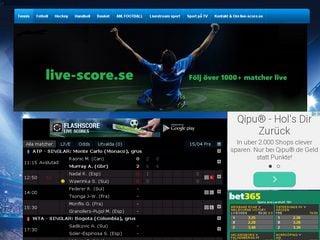 live-score.se