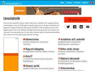 lonestatistik.se