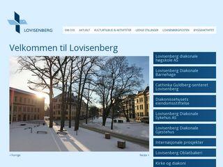 lovisenberg.no