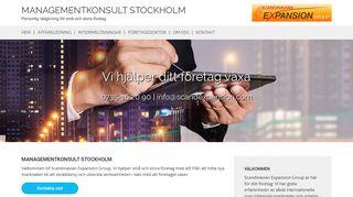 managementkonsultstockholm.se