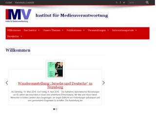 medienverantwortung.de
