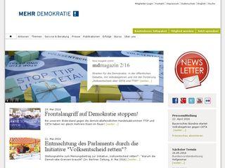 mehr-demokratie.de