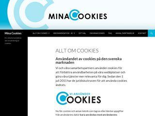 minacookies.se