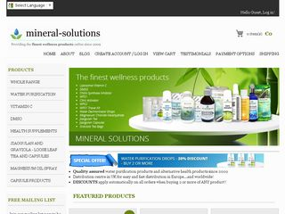 mineral-solutions.net
