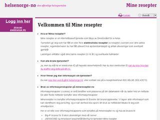 mineresepter.no