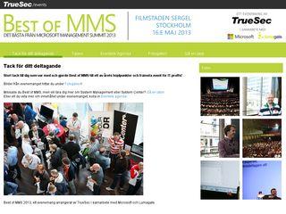 mms2013.se