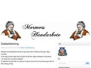 mormorshandarbete.blogg.se