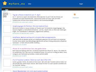 myfavs.eu