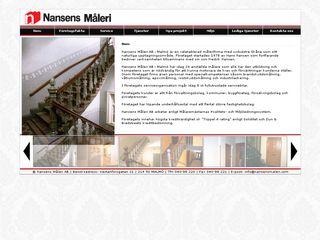 nansensmaleri.com