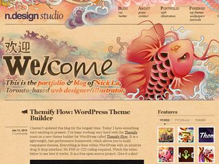 Preview of ndesign-studio.com