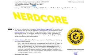 nerdcore.de
