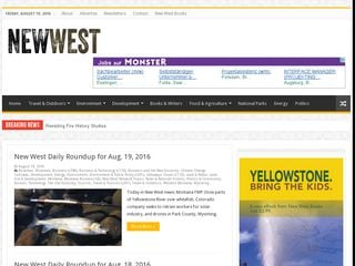 Preview of newwest.net
