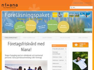Preview of niana.se