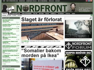 Preview of nordfront.se