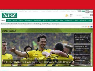 Preview of nrz.de