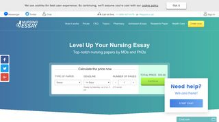 nursingessaywriting.com