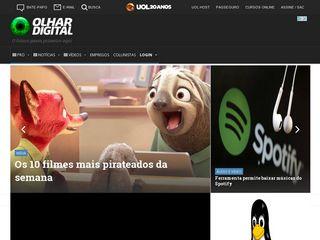 Preview of olhardigital.uol.com.br