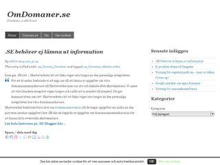 omdomaner.se