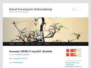 oncoradiology.dk