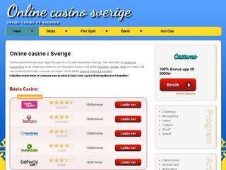 onlinecasinosverige.se