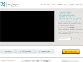 openpetition.de
