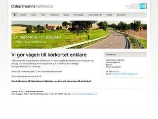 oskarshamnstrafikskola.se