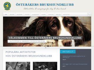 osterakersbk.se