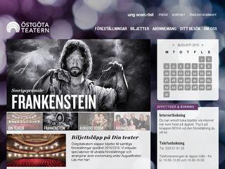 Preview of ostgotateatern.se