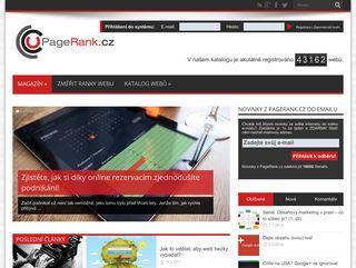 pagerank.cz